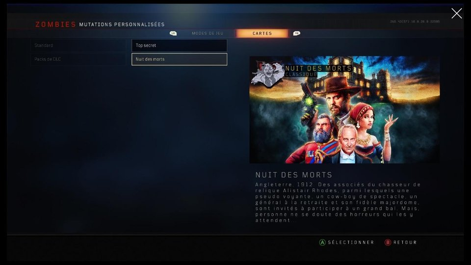 Call of Duty Black Ops 4 – Zombies Leak