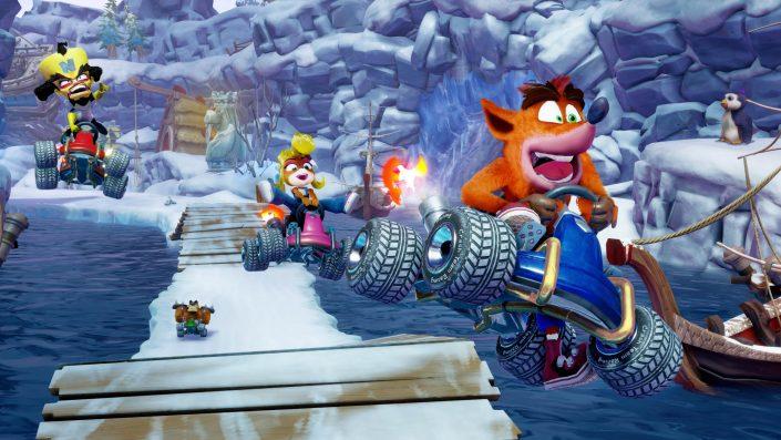 Crash Team Racing Nitro-Fueled: Details zur Neuauflage des Adventure-Modus enthüllt – Trailer und Gameplay