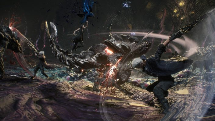 Devil May Cry 5 & Resident Evil 2: Capcom nennt aktuelle Zahlen und Prognosen