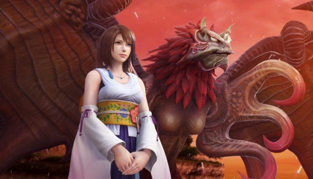 Dissidia Final Fantasy NT: Neuer Charakter wird im Livestream enthüllt