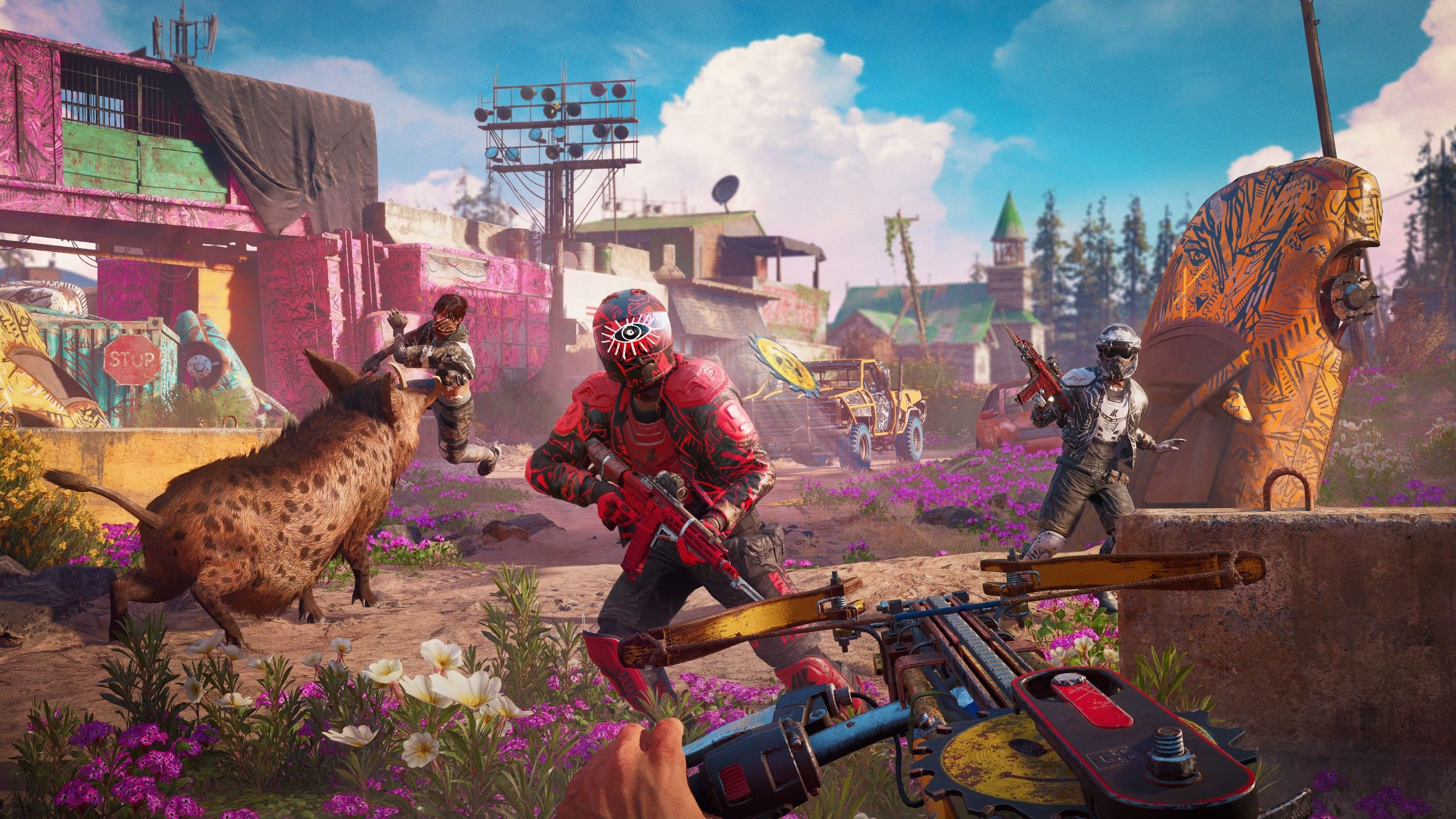 Far Cry New Dawn (2)
