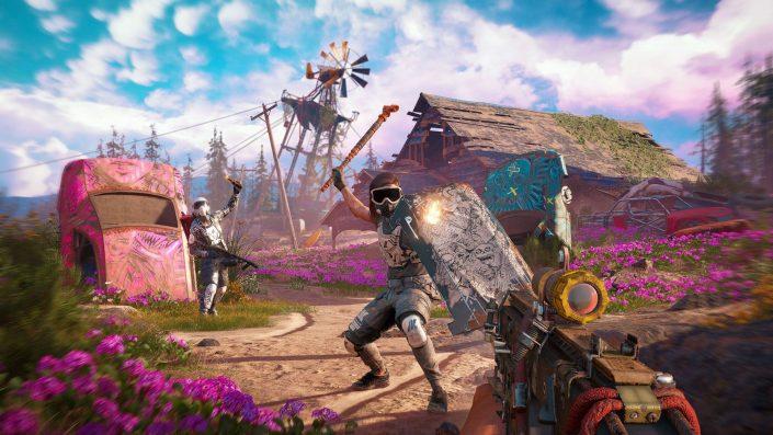 Far Cry New Dawn: Gameplay-Video schickt euch auf einen Flugzeugträger