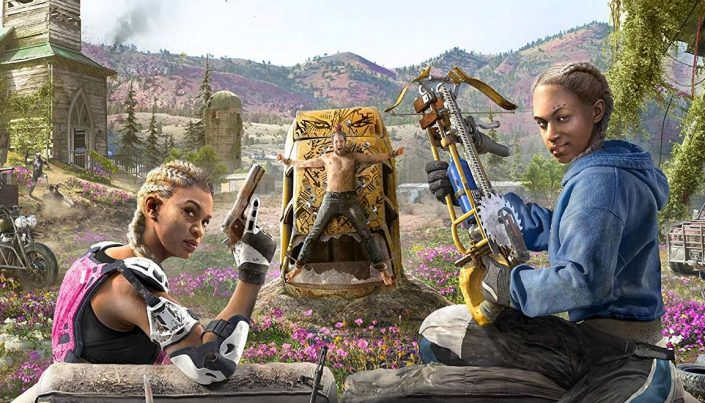 Far Cry: New Dawn – Launch-Trailer und die ersten 12 Minuten im Gameplay-Video