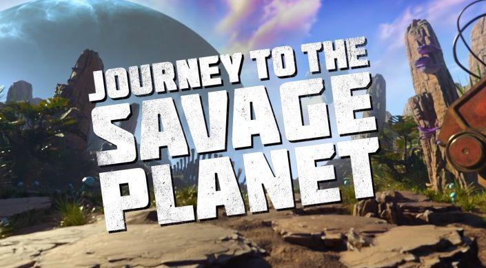 Journey to the Savage Planet: Schräges First-Person-Abenteuer auf fremden Planeten angekündigt