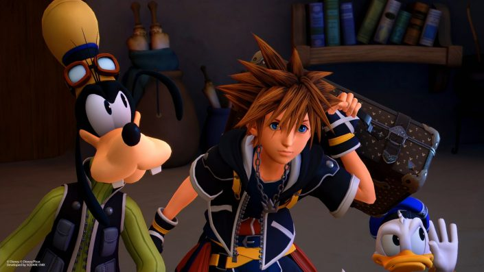 Kingdom Hearts 3: Day-One-Update, Epilog und geheimes Ende als Download