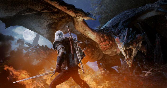 Monster Hunter World: The Witcher 3 Crossover-Event gestartet – Trailer
