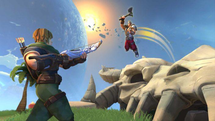 PS4 Crossplay: Sony soll laut Hi-Rez die Mauern einreißen