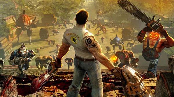 Serious Sam 4: Der rasante Shooter zeigt sich im neuen Gameplay-Trailer