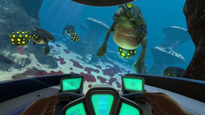 Subnautica & Below Zero: Inklusive Gratis-Upgrades für die PS5 angekündigt