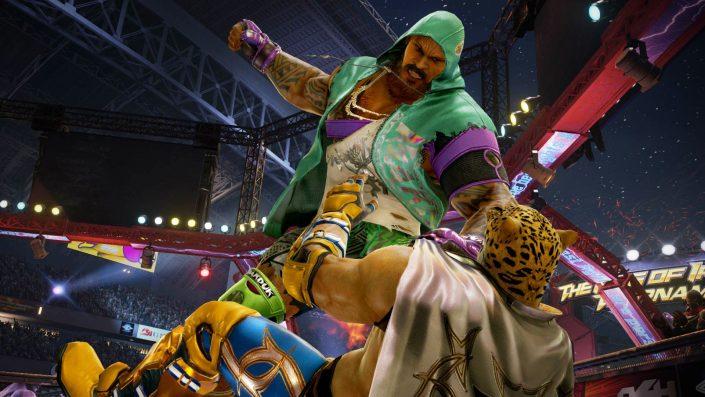 Tekken 7: Verkaufszahl erreicht neuen Meilenstein