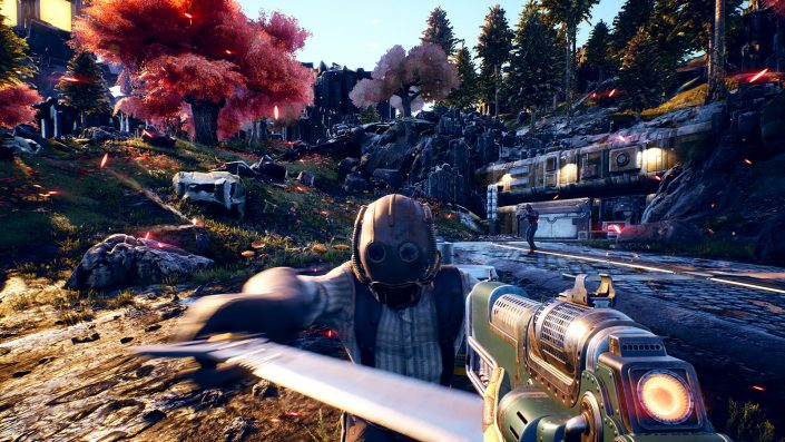 The Outer Worlds: Day One-Update bis zu 38 GB groß