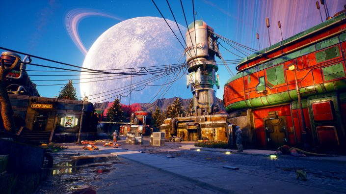 The Outer Worlds: Ausführliches Gameplay-Video von der TGS 2019 zeigt das Rollenspiel