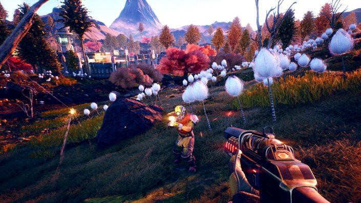 The Outer Worlds: Neue Details zum Gameplay im Video enthüllt – Zeitlupen-Feature und mehr