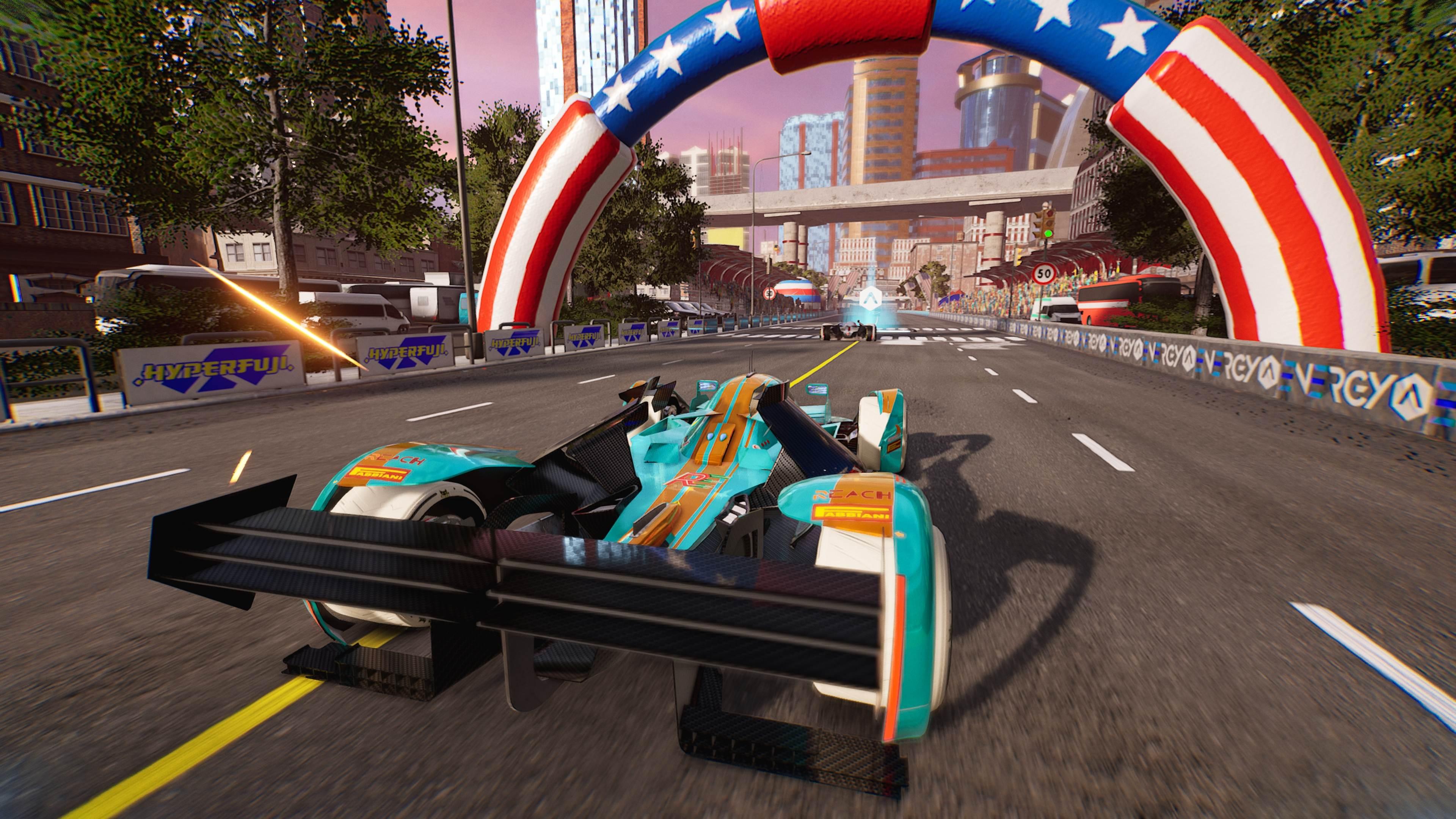 Xenon Racer – Bild 2