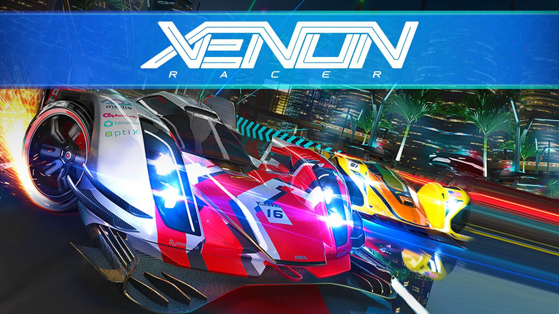 Xenon Racer – Bild 3