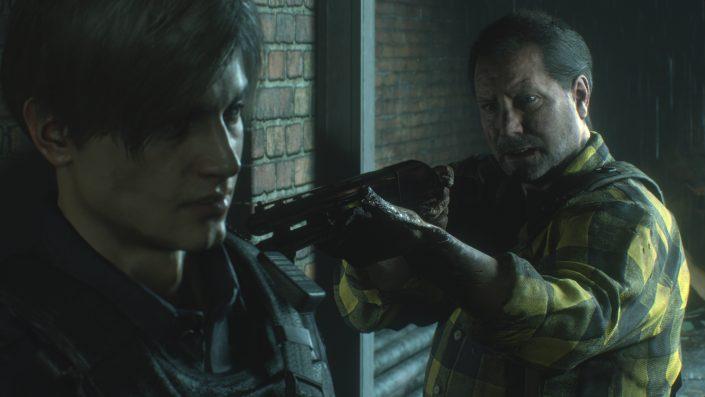 Resident Evil 2: Original vs Remake im Vergleichsvideo auf Basis der Demo