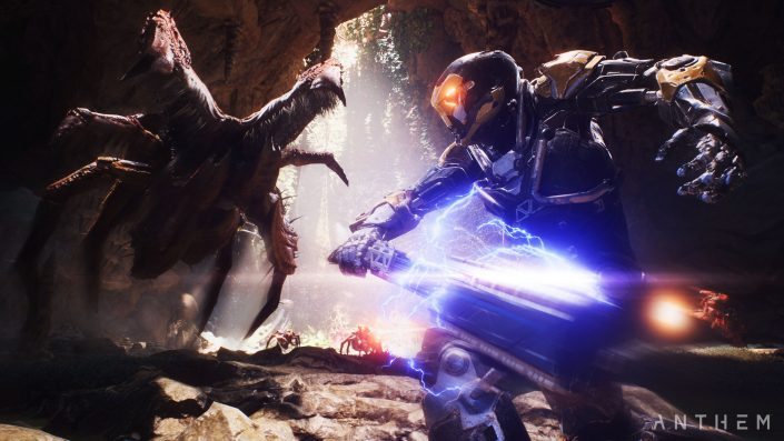 BioWare: Der Anthem Lead Producer verlässt das Studio nach acht Jahren