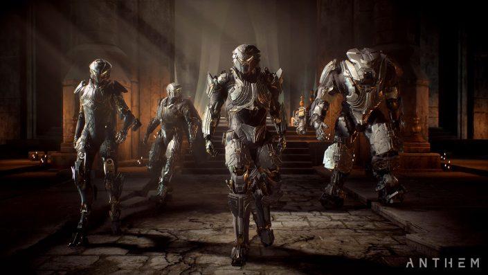 Anthem: Unstimmigkeiten zwischen EA und BioWare? Gerüchte über mögliche Free2Play-Umstellung