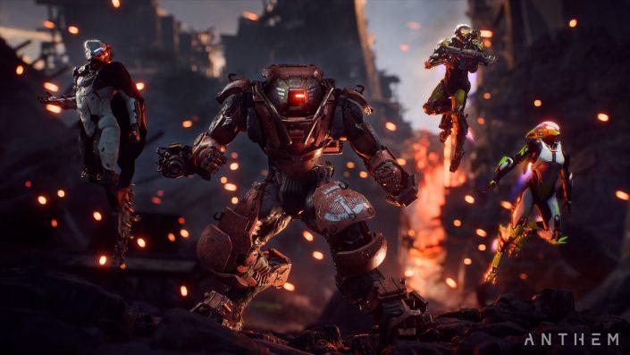Anthem: Die Demo ist ein faires Angebot für die Spieler, sagt BioWare