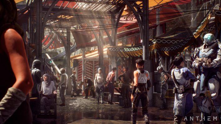 Anthem: Weitere Details zu UK-Verkaufszahlen – Nur 10 Prozent der Destiny-Launch-Woche