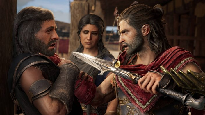 Assassin's Creed Odyssey: Update 1.5.1 zum Download – Changelog liefert Details