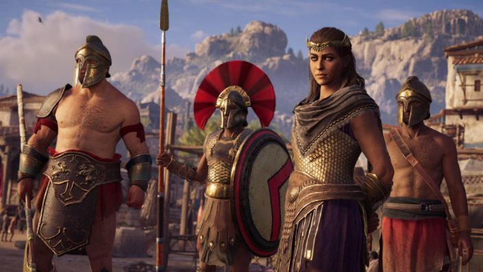 Assassin's Creed Odyssey: Termin für Discovery Tour Ancient Greece