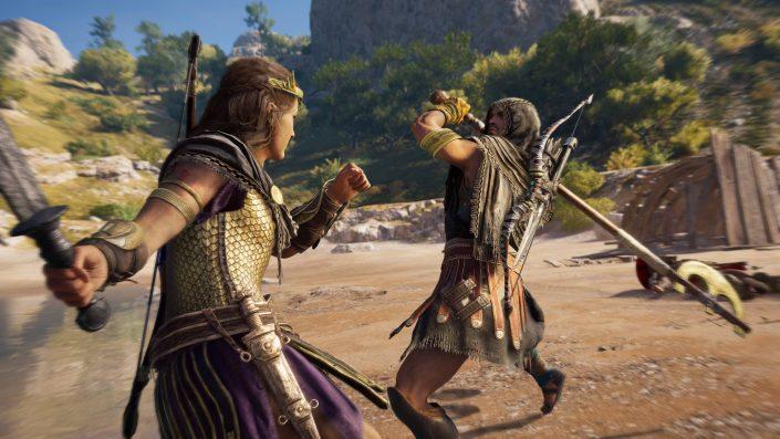 Assassin's Creed Odyssey: Patch 1.3.0 veröffentlicht – Changelog mit den Details verfügbar