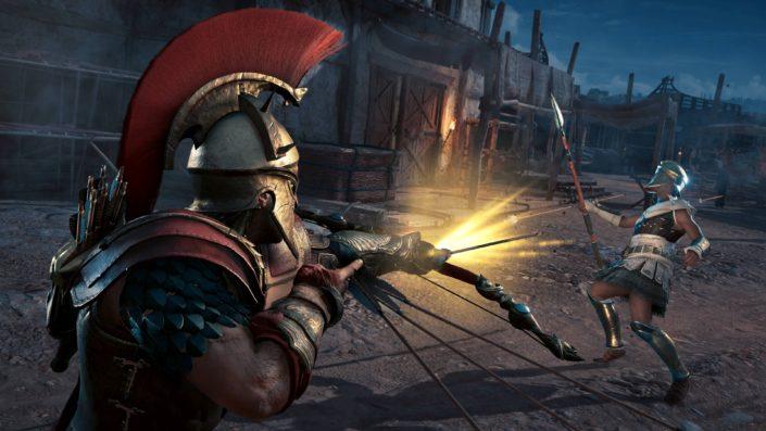 Assassin's Creed Odyssey: Patch 1.2.0 erscheint heute – Patchnotes verfügbar
