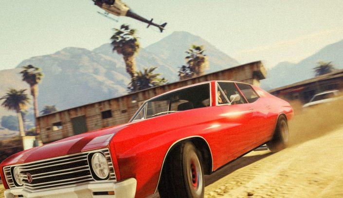 """GTA 5 Online: Erhält das """"bisher größte Update"""""""