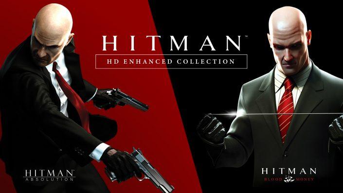 Hitman HD Enhanced Collection: Die Neuauflagen im offiziellen Launch-Trailer präsentiert