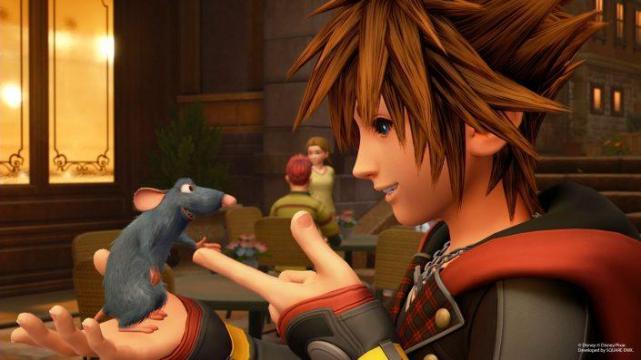 UK-Charts: Kingdom Hearts 3 übernimmt die Führung
