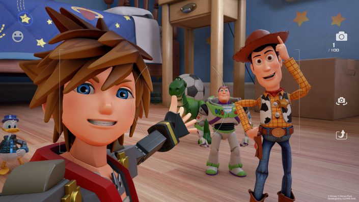 Japan-Charts: Kingdom Hearts III auf zweitem Platz hinter New Super Mario Bros. U Deluxe