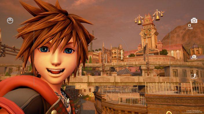 Japan-Charts: Kingdom Hearts III vor Resident Evil 2
