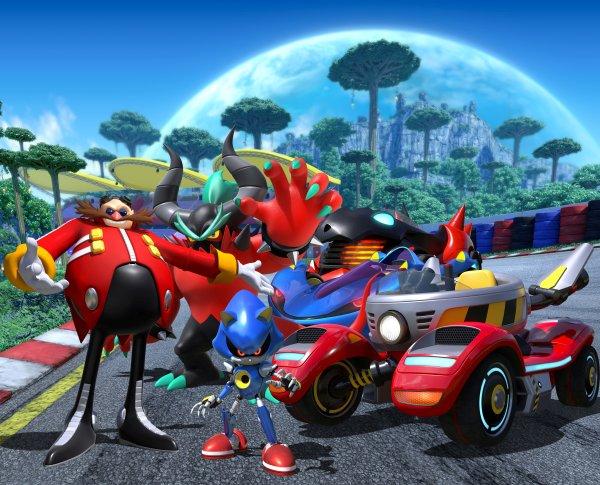 Team Sonic Racing: SEGA verzichtet auf DLCs und Micropayment