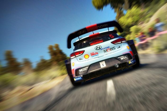 WRC 8: ADAC Rallye Deutschland im Replay-Video
