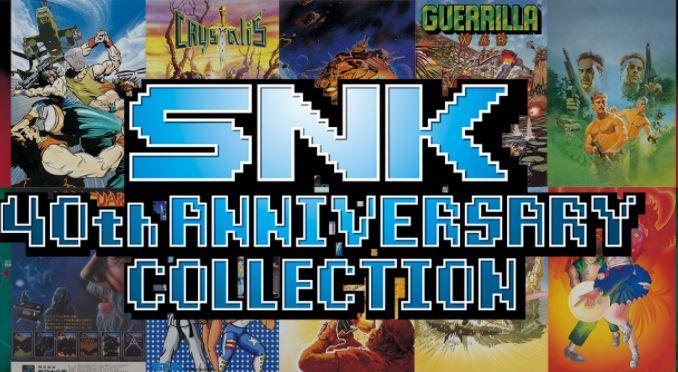 SNK 40th Anniversary Collection: Die Sammlung hat einen Termin und neuen Trailer