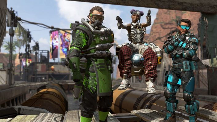 Apex Legends: EA hat dem Streamer Ninja 1 Million Dollar gezahlt, damit er den Battle-Royale-Shooter spielt