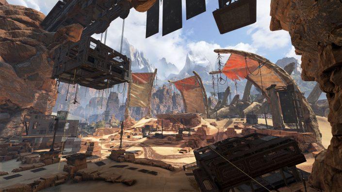 Apex Legends: Marke von 50 Millionen Spielern schneller erreicht als Fortnite