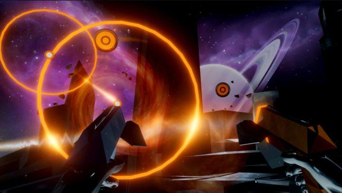 Audica: Neuer VR-Rhythmus-Shooter von Harmonix vorgestellt