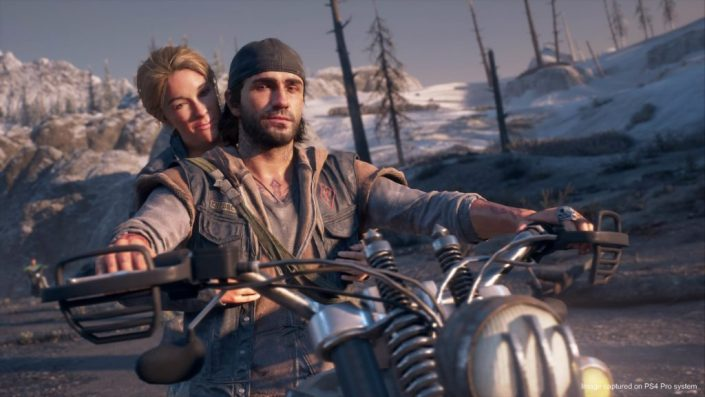 PSN-Charts für April 2019: Days Gone in Führung