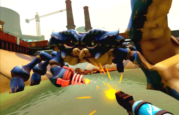 Dick Wilde 2: Der VR-Shooter bringt nächste Woche auch einen Koop-Modus mit sich