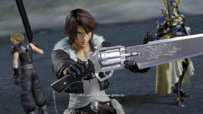 Dissidia Final Fantasy NT: Weitere Charaktere und Season 2-Pläne angekündigt