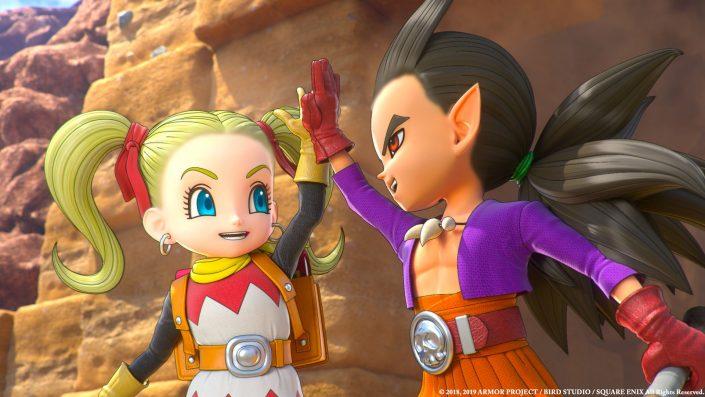 Dragon Quest: Ankündigungen zum 35. Geburtstag der Rollenspiel-Serie angedeutet