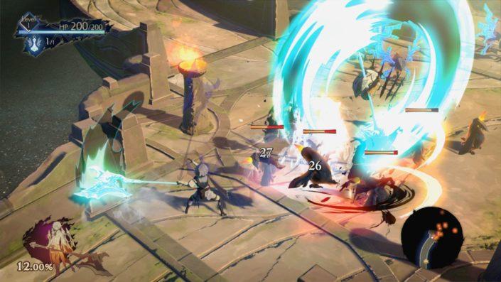 Oninaki: Das neue Action-RPG zeigt sich auf frischen Screenshots