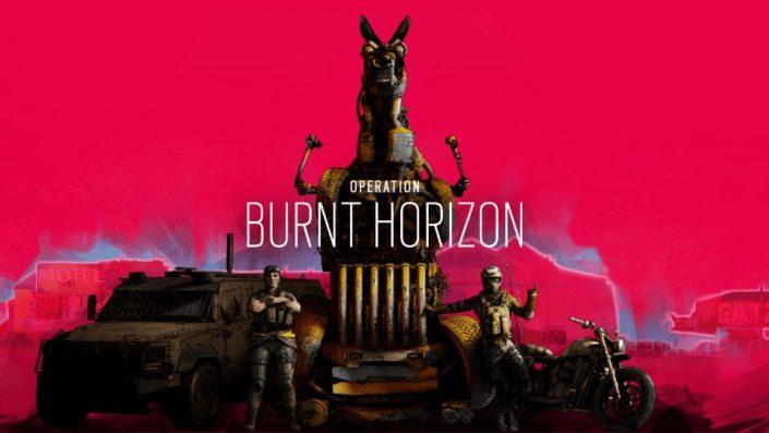 Rainbow Six Siege: Operation Burnt Horizon – Es geht nach Australien