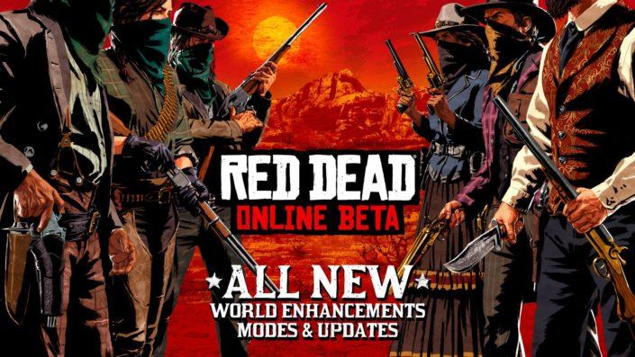 Red Dead Online: Trailer zum frischen Beta-Update veröffentlicht