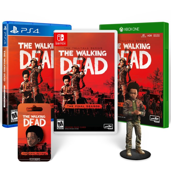 The Walking Dead: The Final Season – Sammler-Edition vorgestellt