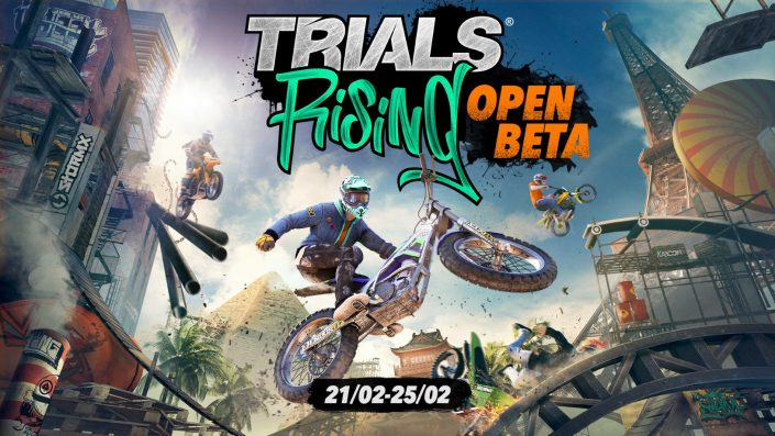 Trials Rising: Open-Beta-Termin und Details zur Testfassung enthüllt