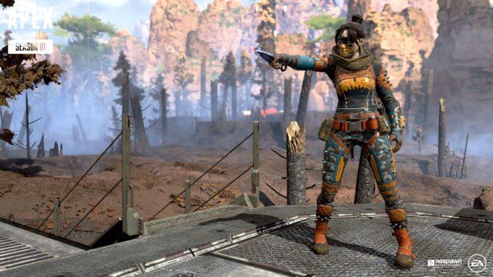 Apex Legends: Der BR-Shooter wird offenbar auf andere Genres ausgeweitet