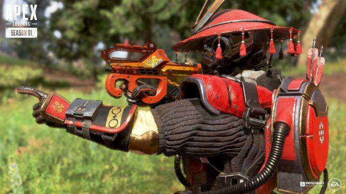 Apex Legends: Iron Crown Collection bringt heute den Solo-Modus und mehr in den Battle-Royale-Shooter